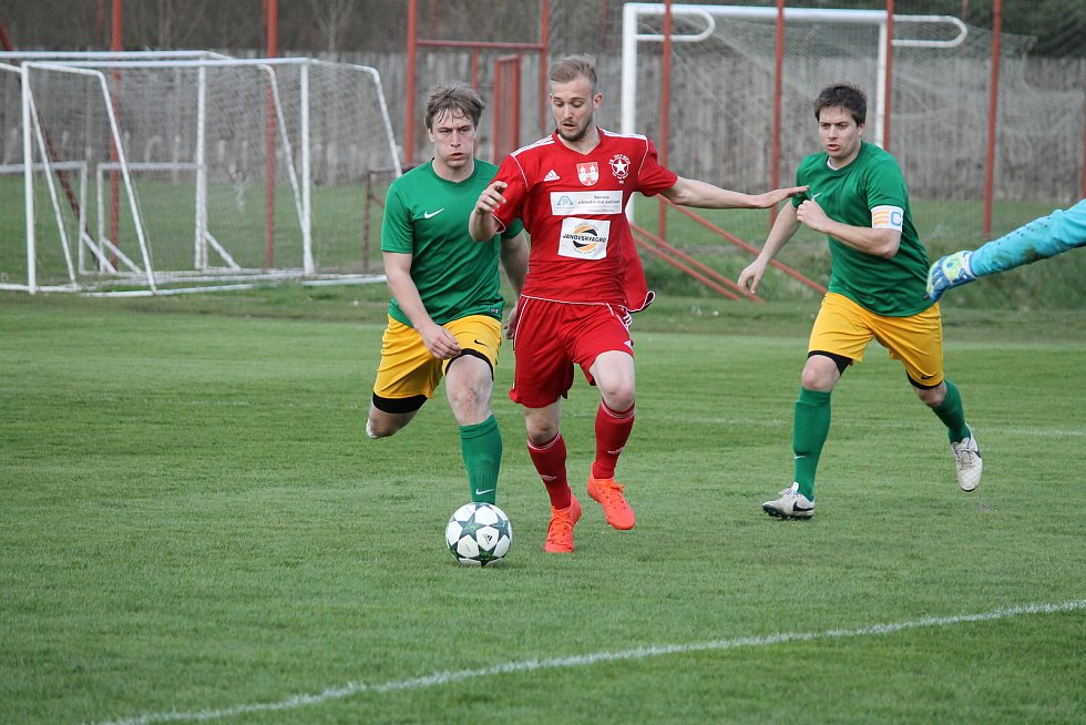 Týn nad Vltavou patří k tradičním účastníkům krajských soutěží