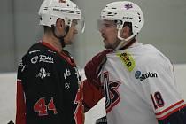 David servis České Budějovice ve druhé lize podlehl Žďáru nad Sázavou 3:8 a ve skupině Střed obsadil 9. místo. Play off nováčkovi uniklo.