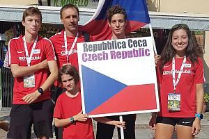 Jihočeši výborně zvládli závod Světového poháru.