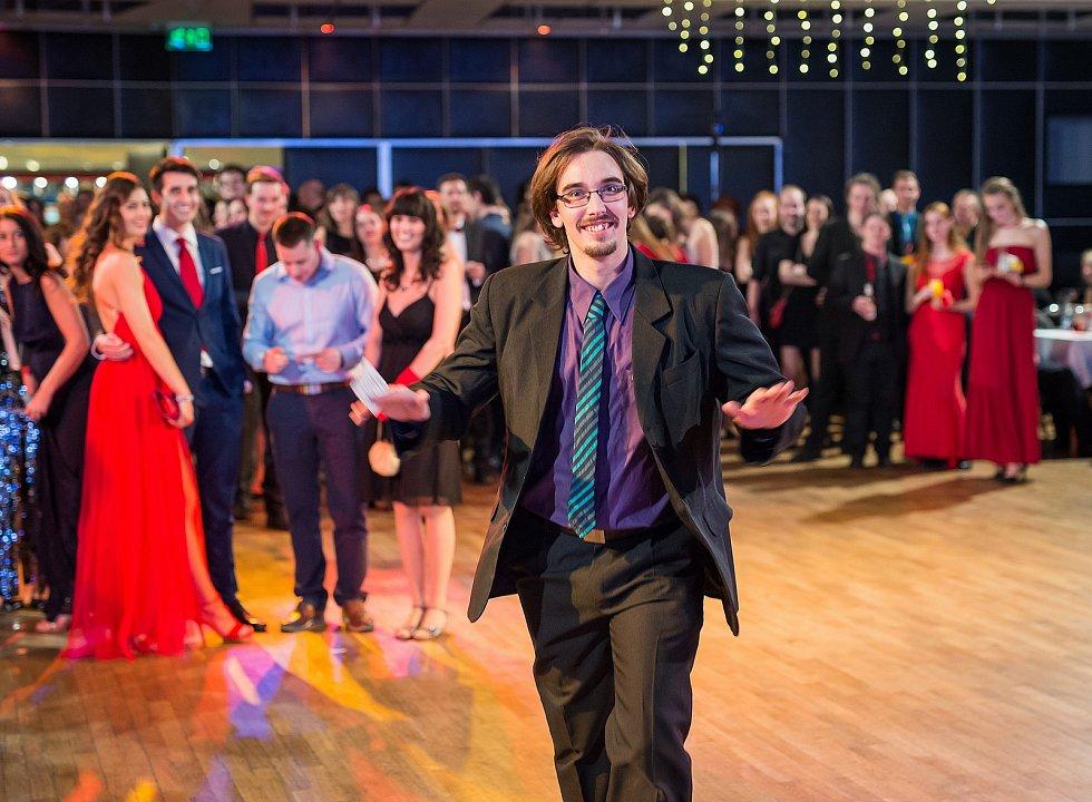 27. reprezentační ples Jihočeské univerzity
