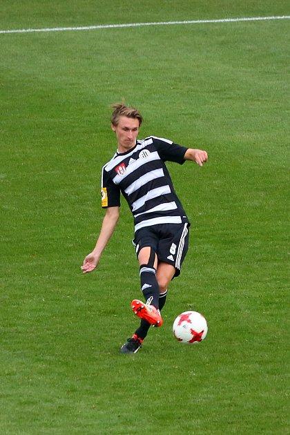 Pavel Novák, opora SK Dynamo