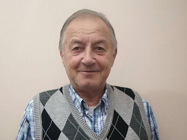 Josef Míchal, organizační pracovník Sokol Staré Město pod Landštejnem.