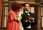 Slavnostní udílení divadelních cen Jihočeské Thálie v Jihočeském divadle.