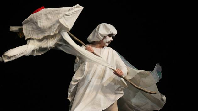 Přehlídka scenického tance v Českých Budějovicích