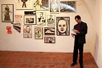 Tvůrčí symposium českých a rakouských umělců inspirované jejich předchůdci překračujícími hranice v oblasti umění a kultury nazvané Symposium13 v egonscieleartcentru v Českém Krumlově do 27. listopadu.