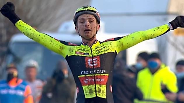 Michael Boroš vyhrál v Jabkenicích MČR 2021