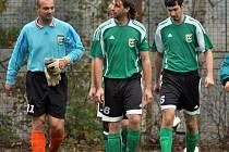 Fotbalisté Slavoje Srubec mají nové vedení, v novém roce se pokusí o návrat do okresního přeboru.