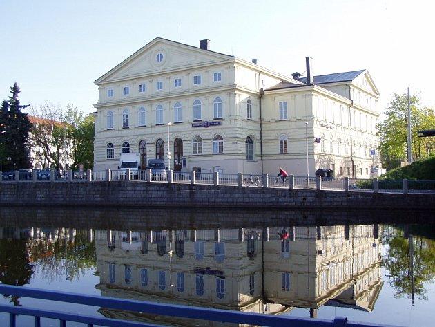 Kulturní dům Slavie ČB.
