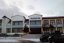 Lišovský kulturní dům. Ilustrační foto.