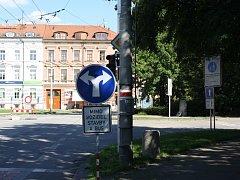 Přes ulici Na Sadech až do 21. srpna neprojedete.
