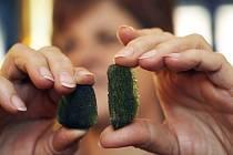 Vltavíny patří v klenotnictví k vyhledávanému zboží.