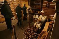 Výstava Šumava Karla Klostermanna v Jihočeském muzeu. Úspěšnou expozici vidělo kolem 70 000 lidí.