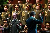 Ruský armádní soubor Alexandrovci.