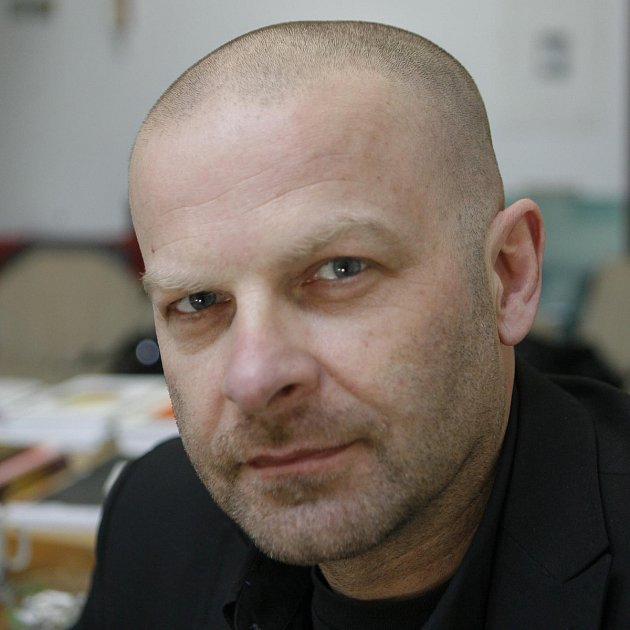 Michal Škoda, kurátor Domu umění.