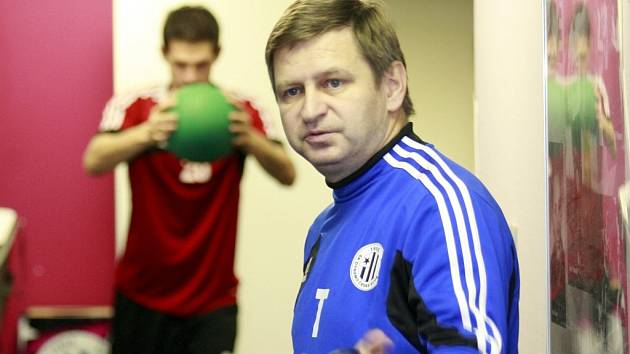 V neděli svěřence trenéra Miroslava Soukupa čeká předjarní generálka v Mladé Boleslavi.