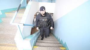 Policejní prvosledové hlídky