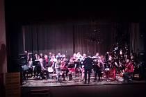 V KD Slavie se konal Koncert filmové hudby s tematickou návštěvou.