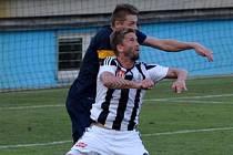 Alespoň bod v zápase Dynama s Opavou zařídil vyrovnávacím gólem Richard Kalod.