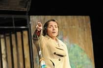 Ve hře Hrdý Budžes hraje Bára Hrzánová hlavní roli Helenky Součkové už od roku 2002. Při hraní využívá i zkušenosti z vlastního dětství.