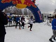 Lipno Ice Marathon 2019