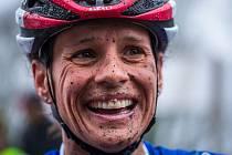 ROZESMÁTÁ Kateřina Nash vybojovala v posledním závodu Světového poháru v cyklokrosu druhé místo. Jihočeská rodačka je zároveň největší českou nadějí pro mistrovství světa.