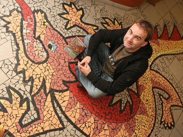 Spisovatel Jan Cempírek.