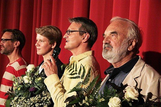Předpremiéra pohádky Tři bratři v českobudějovickém multikině Cinestar.