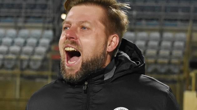 David Horejš své svěřence za podzimní část II. ligy chválil.