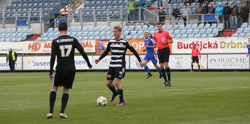 Dynamo přivítalo na svém stadionu Baník Ostrava.