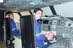 Simulovaná expedice na Mars.