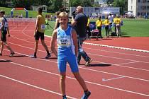 Michal Rada si vytvořil čtyři osobní rekordy.