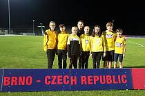 Foto zleva: A.Strusková, Čermák, Lomská, Hlaváčová, B. Habichová, Motejlová, Čepčány, J. Plátenka