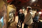 Výstava Leonardo v českobudějovické Solnici