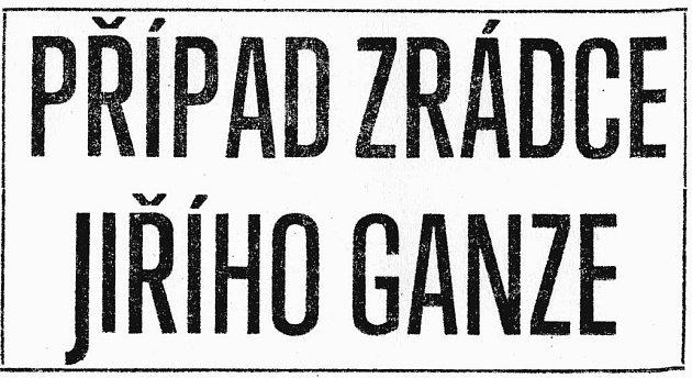 Titulek zJihočeské pravdy 1977.