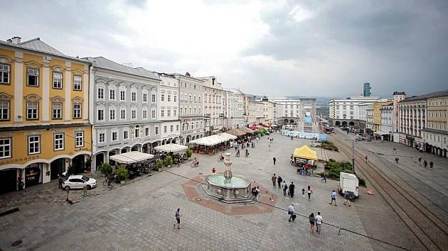 Hlavní náměstí chtějí ozelenit.