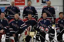 Hlubočtí hokejisté se pokoušejí ve finále SOP navázat na někdejší úspěchy SKH Hluboká.