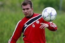 Po dlouhé přestávce, zaviněné zraněním, se do přípravy Dynama vrátil i Rastislav Bakala.