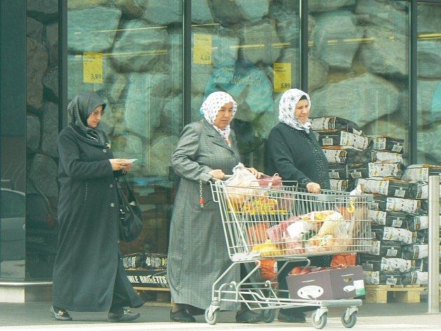 Ve Freistadtu vzdáleném třicet kilometrů od Kaplice trvale žije početná muslimská komunita.
