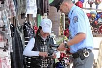Jihočeští policisté uspořádali o víkendu akci zaměřenou na kontrolu cizinců v pohraničí. Zjistili přes padesát přestupků, na pokutách vybrali kolem 20 tisíc korun