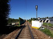 V pondělí ráno v českobudějovické místní části Mladé srazil vlak staršího muže.