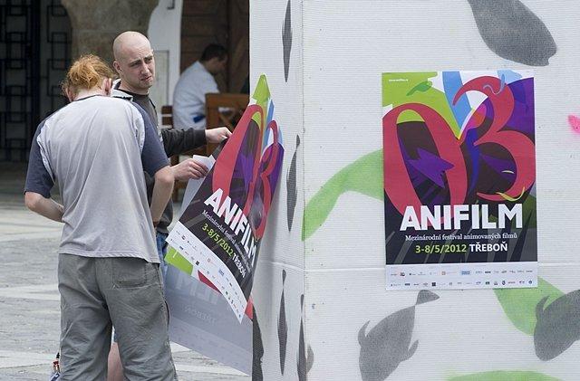 V Třeboni začal festival Anifilm.