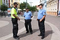 Asistenti prevence kriminality. Ilustrační foto.