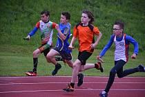Atletické soutěže se rozbíhají. Ilustrační foto.