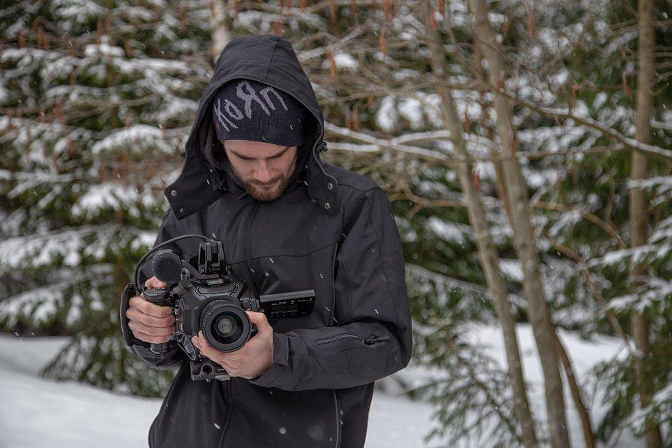 Kompromis. Filmař Daniel Habrda často hledá způsoby, jak skloubit požadavky a rozpočet svého zákazníka.