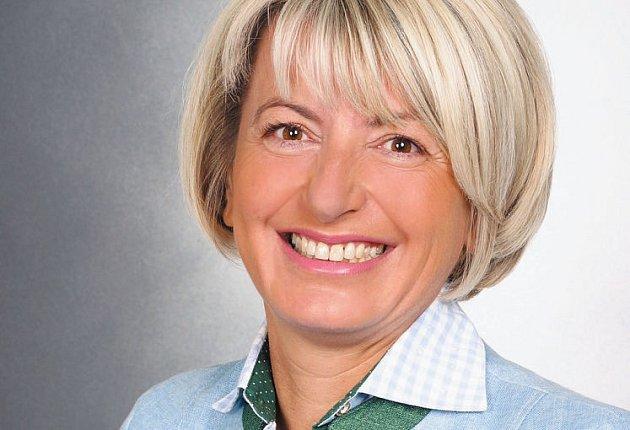 Starostka Grieskirchenu Maria Pachnerová.
