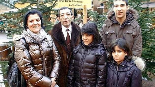Arménská rodina se dočkala.