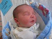 3,08 kg vážil po narození  Lukáš Návara. Pro svůj příchod na svět se rozhodl v pondělí 21. 3. 2016 v 8 hodin a 38 minut. Šťastnou maminkou Lukáška je Tereza Návarová z  Ločenic.