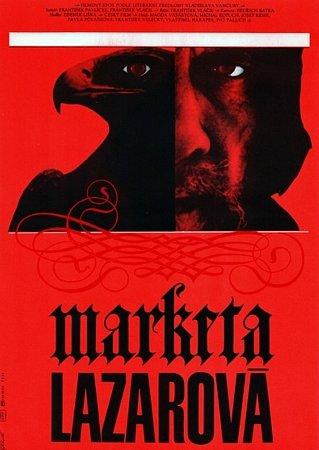 Markéta Lazarová.