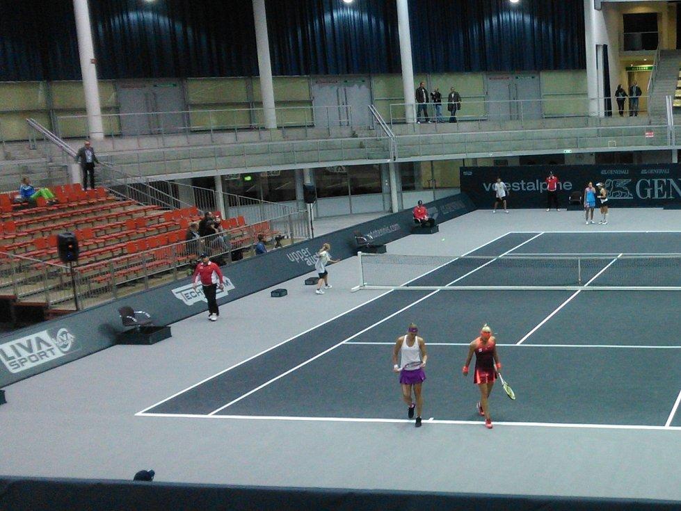 V Linci se hraje světový ženský tenis