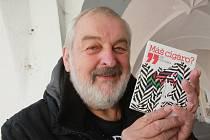 Jiří Hovorka pokřtí 20. listopadu v klubu Horká vana svou druhou knihu s názvem Máš cigáro?.